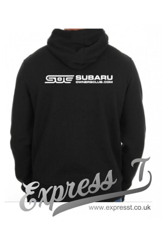 Subaru the world is flat T...