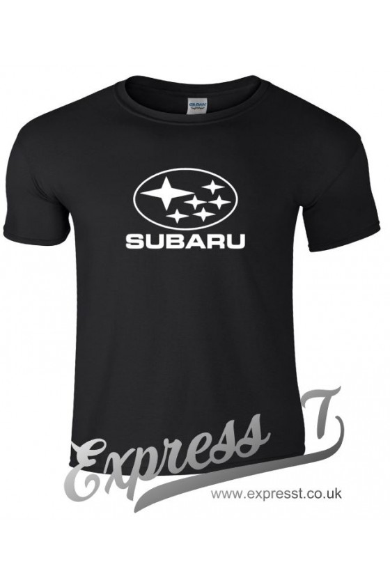 Subaru badge T Shirt