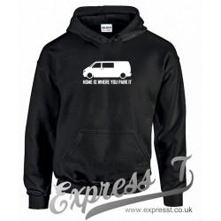 VW T4 Campervan Hoodie