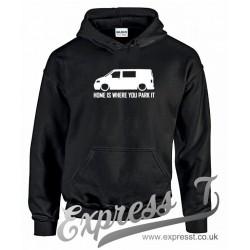 VW T5 Campervan Hoodie