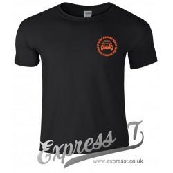 SOB Breast Logo T Shirt