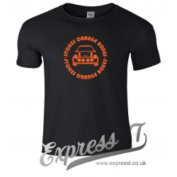 SOB Large Front Logo T Shirt