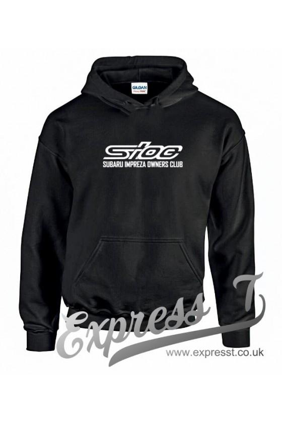 SIOC Chest Logo Hoodie