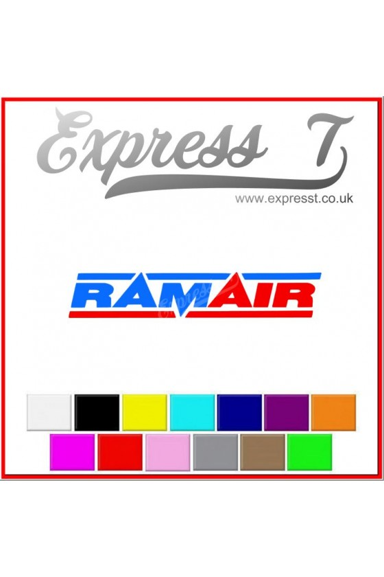 RAMAIR Sticker