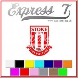 Stoke City Sticker