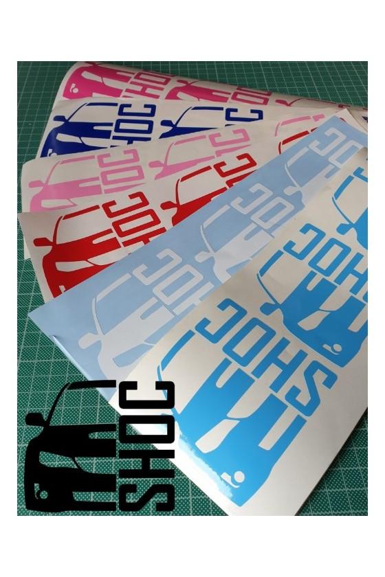 SHOC Sticker